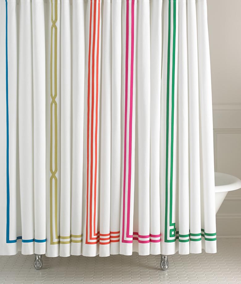 Shower Curtains : Somerset Shower Curtains
